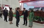 Wakil Ketua Pimpin Paripurna Istimewa Pelantikan PAW Anggota DPRD Barito Selatan
