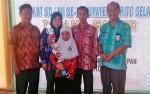 Siswi SD IT Baiturrahman Buntok Wakili Barsel pada Lomba Bercerita Tingkat Provinsi
