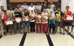 Kotawaringin Timur Targetkan Juara Umum Tenis Meja Bupati Cup III