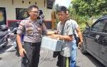 Polisi Temukan Kotak Amal Hasil Pengembangan Maling Spesialis Jemaah Masjid