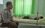 Tabrak Mobil dari Belakang, Remaja Putra Dilarikan ke Rumah Sakit