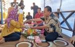 Pasar Sukma Sejahtera Sukamara Disiapkan Tempat Kuliner