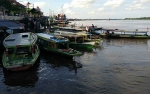 Bakal Ada Pasar Terapung Dekat Ikon Kota Patung Jelawat