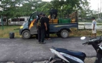 Kurir Sabu Asal Pontianak Ini Sempat Berupaya Larikan Diri Saat Ditangkap