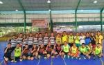 DPRD Barito Utara dan Murung Raya Jalin Silaturahim Lewat Futsal