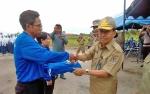 Desa Hiyang Bana dan Samba Bakumpai Katingan Ditetapkan Sebagai Kampung Siaga Bencana