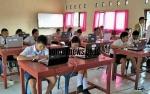Hanya 18 SMP di Gunung Mas Laksanakan UNBK
