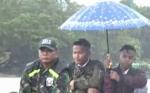 Babinsa Kodim 1015 Sampit Peduli Pelajar di Desa Terpencil