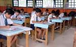 Ujian Nasional SMP/MTs di Barito Timur Masih Manual