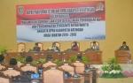 Ketua DPRD Katingan Pimpin Paripurna Istimewa Pengambilan Sumpah Janji 2 PAW