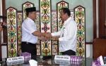 Sekda Rianova Resmi Menjabat Pelaksana Harian Bupati Kapuas