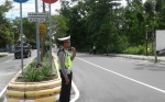 Satlantas Polres Kobar Gelar Operasi Patuh Telabang