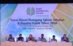Sawit Sumbermas Sarana Raih Pertumbuhan Laba 33% Pada 2017