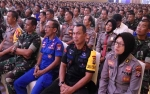 Panglima dan Kapolri Sebut Soliditas TNI-Polri di Kalteng Top