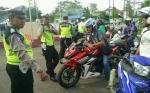 Hari Pertama Operasi Patuh Telabang, 22 Pengendara Ditilang
