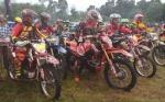 Bupati Kotawaringin Timur Pimpin Ratusan Rider Trail Jelajah Alam Cempaga