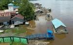 Warga Diimbau Waspadai Banjir Akibat Luapan Air Sungai Katingan
