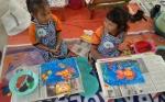 Lomba Lukis Jari Untuk Meningkatkan Kreativitas Anak PAUD