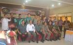 5 Pasangan Calon Bupati dan Wakil Bupati Katingan Hadiri Silaturahim Kapolres
