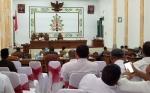 DPRD Sukamara Berikan 8 Catatan terkait LKPj Bupati Tahun 2017