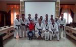 Pengcab Taekwondo Indonesia Kobar Gelar Coaching Clinic Road To Porprov 2018