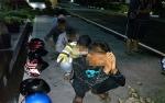 Polisi Ciduk Pemuda Mabuk di Taman Pasuk Kameluh
