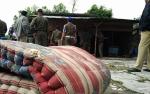 Satpol PP Patroli di Warung Remang-remang Usai Tempat Tersebut Dibongkar
