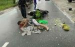 Polisi Selidiki Penabrak Lari Pengendara Motor