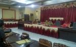 Rapat Dengar Pendapat Ditunda Akibat Perwakilan Polres Barito Timur Tidak Hadir