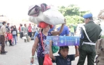 Jumlah Pemudik di Pelabuhan Sampit Diprediksi Menurun