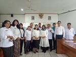Disarpustaka Kapuas Ikuti Pertemuan Program Satu Desa Satu Perpustakaan