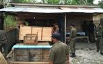Ini Video Satpol PP Bongkar Warung Remang-Remang di Sampit