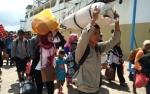 741 Penumpang Berangkat Dari Pelabuhan Sampit dengan Tujuan Surabaya