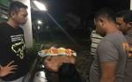 Serang Petugas dengan Parang, Dua Pencuri Sarang Walet Didor