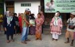 25.000 Paket Beras Zakat Harta H Abdul Rasyid Menyebar di Lamandau