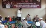 Polres Kotim Pererat Tali Kekeluargaan dengan Pemkab dan TNI melalui Buka Bersama