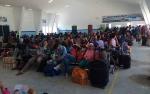 Hingga H-11 Lebaran, Jumlah Pemudik Lewat Pelabuhan Kumai Capai 3.593 Orang