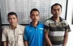 3 Pria Ini Curi Tandan Buah Segar di Penampungan Perusahaan