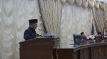 Pemkab Barito Utara Jawab Pandangan Umum Fraksi DPRD