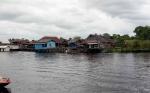 Buaya yang Muncul di Sungai Jelai Dipercaya Peliharaan Nenek Moyang
