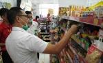 Razia Makanan Minuman di Sampit, Tim Gabungan Sita Obat-obatan Tanpa Izin