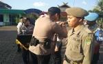 Polres Barito Utara Gelar Apel Pasukan Operasi Ketupat Telabang 2018