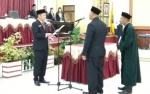 Rusli Resmi Gantikan Yudha Nyampai Sebagai Anggota DPRD Barito Timur