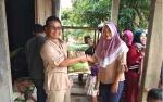 Pembagian Beras Zakat Harta H Abdul Rasyid AS Berlangsung di Sejumlah Desa