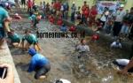 Kontingen Kecamatan Rungan Barat Juara Lomba Mangaruhi