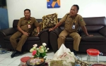 Disbudparpora Barito Utara Lakukan Perbaikan Akses Menuju Objek Wisata