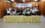 KPU Sukamara Gelar Bimtek Pemungutan dan Perhitungan Surat Suara