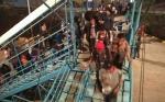 Tengah Malam, 1.635 Pemudik Bertolak dari Sampit Menuju Surabaya