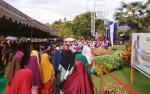 Ribuan Warga Padati Rumah H Abdul Rasyid AS Hadiri Buka Puasa Bersama