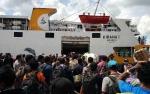 Hari Ini 3.573 Penumpang Kapal Menuju Pulau Jawa